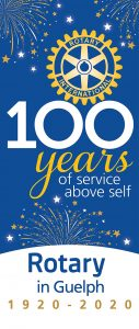 100 Years of Rotary in Guelph