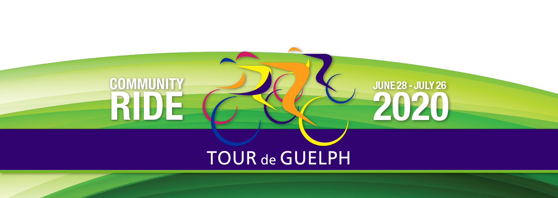 Tour de Guelph June 28 - July 26